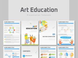 Art Education Vertical PPT
