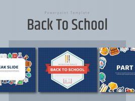 Back To School Animated PPT