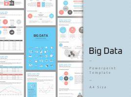Big Data Vertical Presentation Template