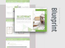 Blueprint Animated Presentation