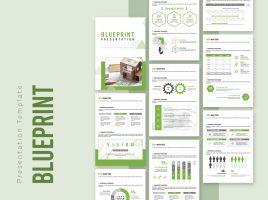Blueprint Presentation Vertical