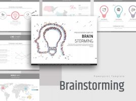 Brainstorming PPT Template
