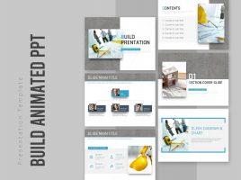 Build Animated Presentation