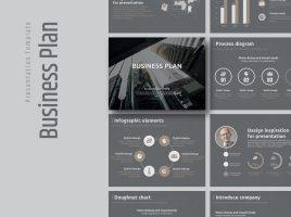 비즈니스 계획 프레젠테이션