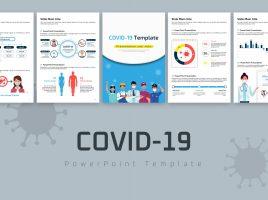 COVID-19 Template Vertical