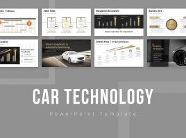 Car Technology PPT Strategy