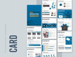 Card Presentation Vertical