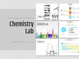 Chemistry Lab Presentation Template