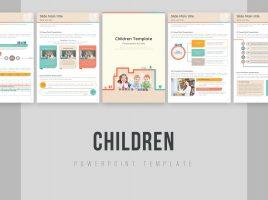 Children PowerPoint Vertical