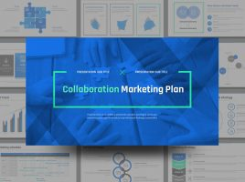 Collaboration Marketing Strategy PPT