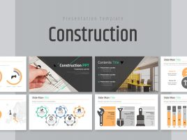 Construction Template Wide