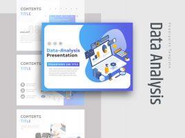 Data Analysis Presentation Template