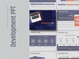 Development PPT Template