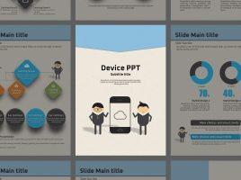 Device Template Vertical