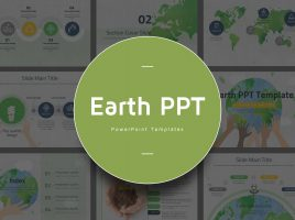 Earth PPT Template