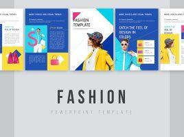 Fashion Template Vertical