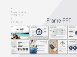Frame Presentation Template