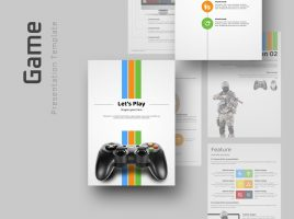 Game Vertical PPT