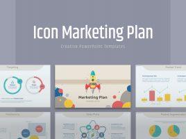 Icon Presentation Marketing Strategy
