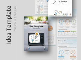 Idea Presentation Vertical