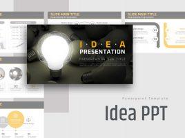 Idea Presentation Wide