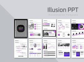 Illusion PPT Vertical