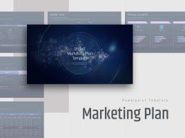 Impact Marketing Plan Template Strategy