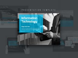Information Technology Animated Presentation