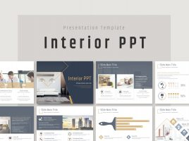Interior PPT Template