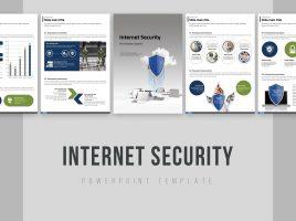 Internet Security PPT Vertical