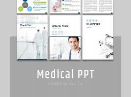 Medical PPT Vertical Template