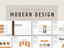Modern Design Animated Template