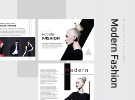 Modern Fashion Template