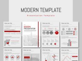Modern Presentation Vertical