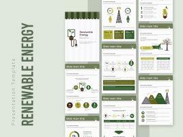 Renewable Energy Powerpoint Vertical