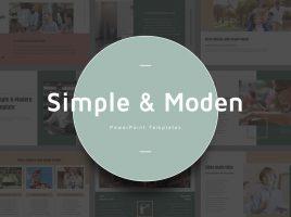 Simple & Modern PPT