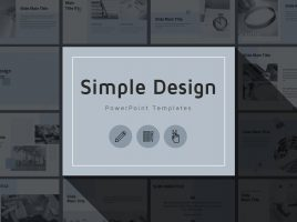 Simple Design Trend PPT