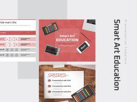 Smart Art Education Presentation