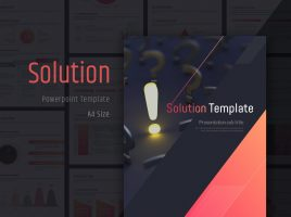 Solution Template Vertical