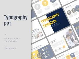 Typography PPT Template