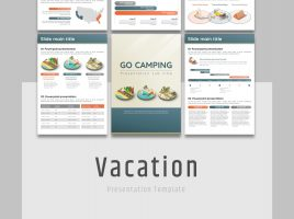 Vacation PPT Vertical