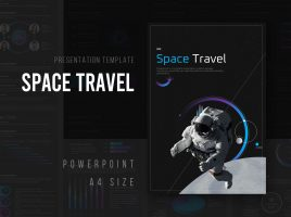 Space Vertical PowerPoint