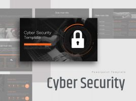 Cyber Security Template Wide