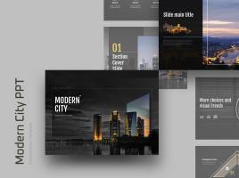 Modern City Presentation