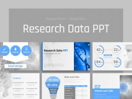 Research Data PPT Wide