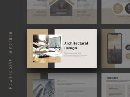 Architectural Design Template Wide
