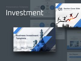 Business Investment Template Wide