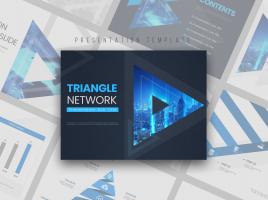 삼각형 네트워크 피피티