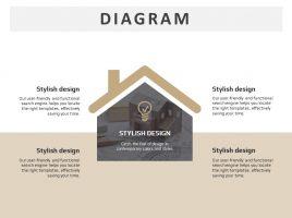 House Jigsaw Diagram