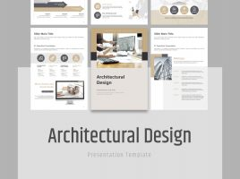 Architectural Design Template Vertical